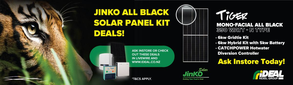 Jinko Solar Deals