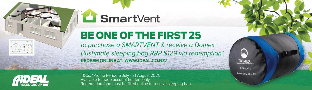 Smartvent Sleeping Bag