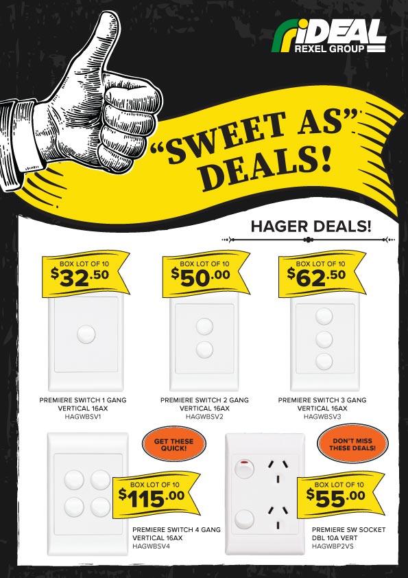 Sweet As Deals